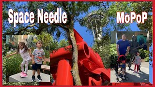 Seattle Center | Space Needle | Museum of Pop Culture | Summer Vacation Part 2