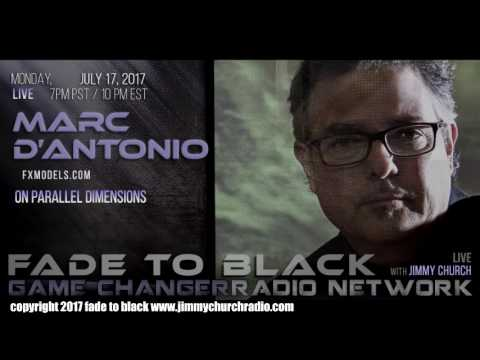 Ep. 689 FADE to BLACK Jimmy Church w/ Marc D'Antonio : UFOs,