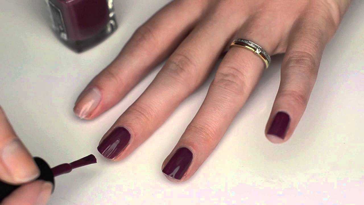 Super How to: netjes nagels lakken - YouTube RO-24