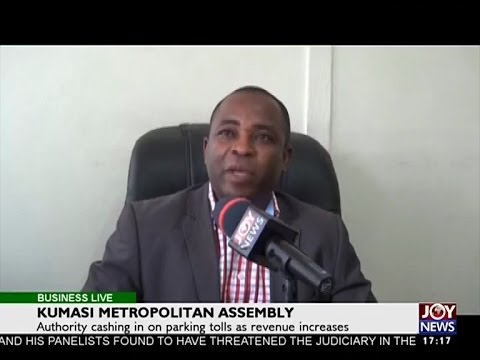Kumasi Metropolitan Assembly - Business Live on Joy News (13-1-17)