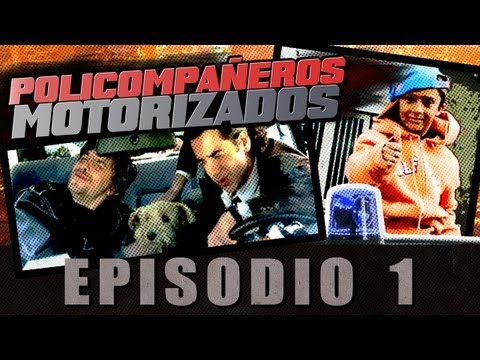 Policompañeros Motorizados 01 - El regreso de Lombard, 2da parte