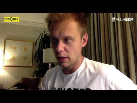 Armin van Buuren talks about Paul van Dyk's accident