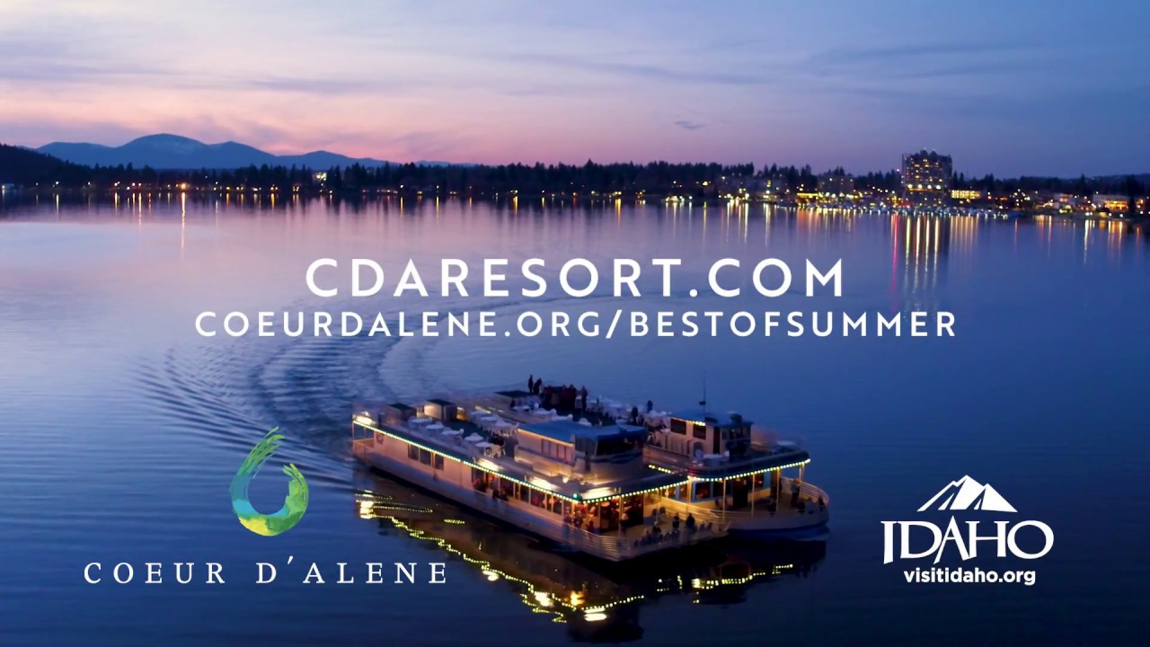 Seize the Final Stretch of Summer on Lake Coeur d'Alene!
