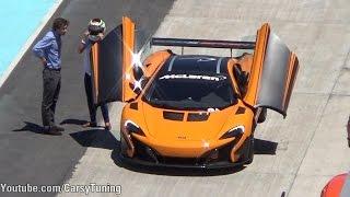 McLaren 650S Sprint 2015 Videos