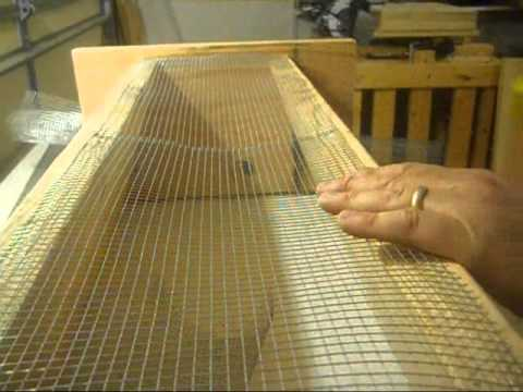 How to make a topbar beehive youtube - How to build a beehive in easy steps ...