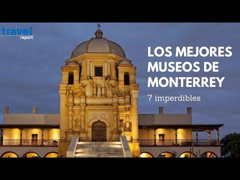 Los mejores museos de Monterrey