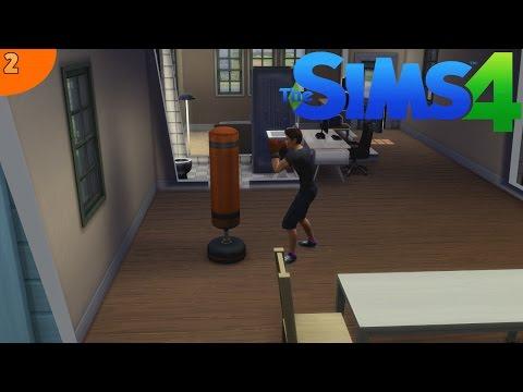[Dansk/Danish] Sims 4 ep 2 - Sport!!!