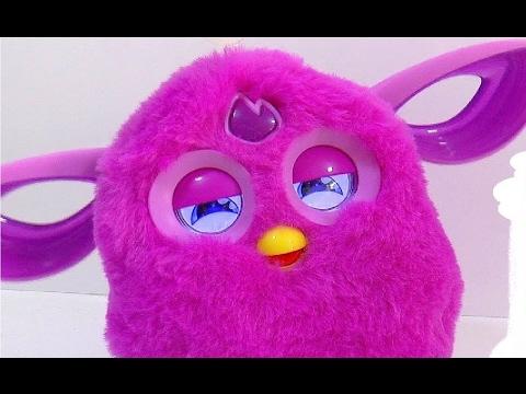 Furby Boom Фёрби Коннект игрушка интерактивная Ферби Бум