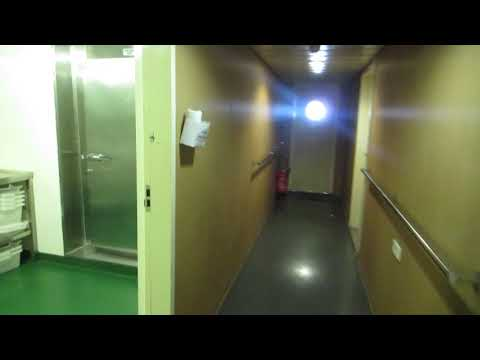 CMA CGM Fidelio Container Ship Accommodation tour part 2