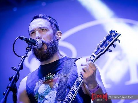 Sylosis LIVE 2015 @Graspop Metal Meeting  FULL SET PRO SHOT