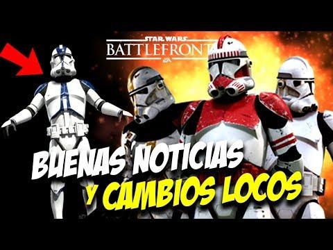 NUEVAS LEGIONES, OFICIAL con ARMADURA y LOCURAS de EA | STAR WARS BATTLEFRONT 2 thumbnail