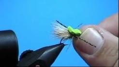 AZ Wanderings Mini Hopper Fly Pattern
