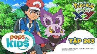 Pokémon Tập 263 - Gió, Trứng và Onbatto - Hoạt Hình Tiếng Việt Pokémon S18 XY
