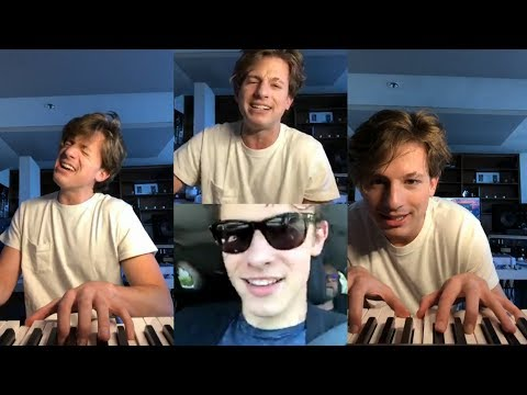 Charlie Puth | Instagram Live Stream | 23 March 2018 w/ Shawn Mendes & Fans