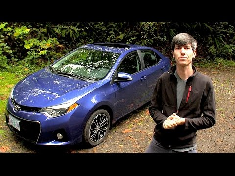 2014 Toyota Corolla S - Review & Test Drive