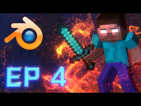 Minecraft Animation Tutorial Episode 4: Animation (Blender)