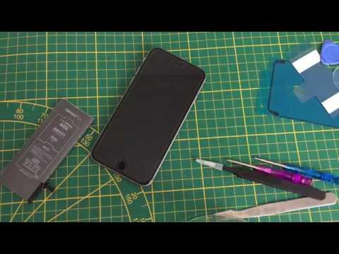 Замена батареи iPhone 6S - Проще чем кажется