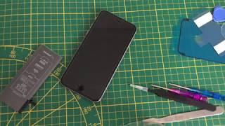 замена аккумулятора на iPhone 6S  Замена батареи iPhone 6S