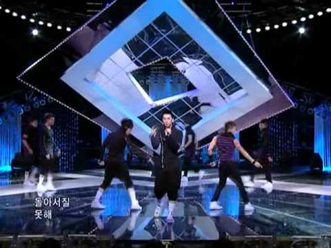 2PM  Again & Again @ SBS Inkigayo 인기가요 090503