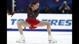 Алина Загитова поздравила болельщиков с Новым годом Подвела итоги
