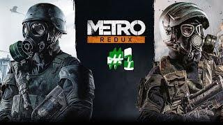 Metro Redux: Metro Last Light #1-Bentornato coniglio!!!!!!- Gameplay ITA PS4