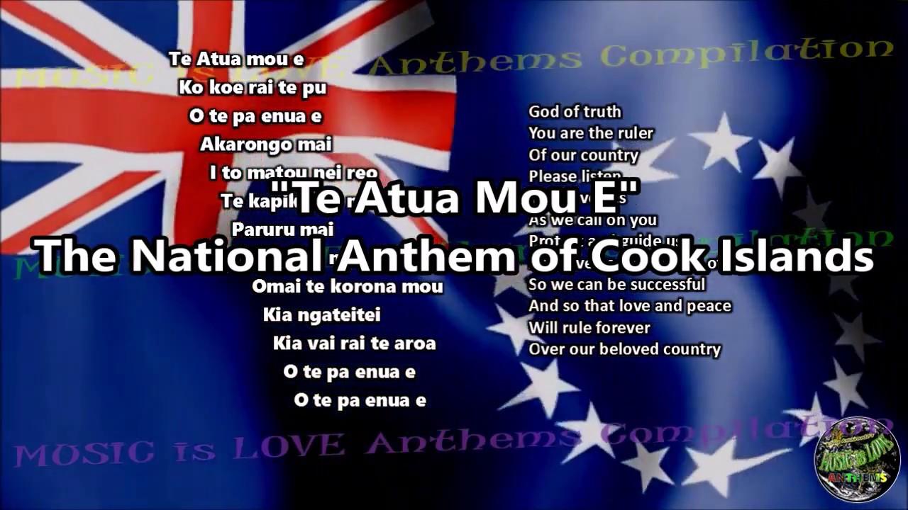 Cook Island To English Translation