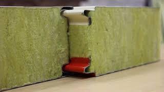 Трехслойная сэндвич-панель (обзор, характеристики)