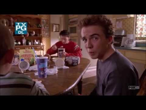 Malcolm in the Middle  Reese Can't Get Brain Freeze
