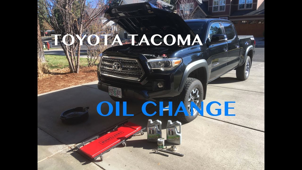 How To Change The Oil On A 3rd Generation Tacoma Empyre Off Road