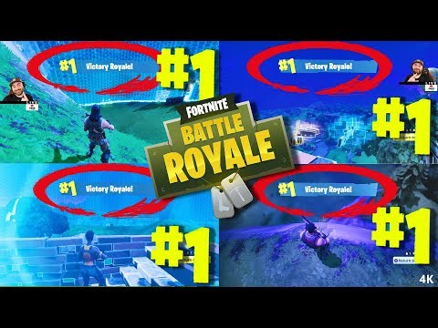 All I Do Is Win!!! - Legendary Loadouts  - Fortnite Battle Royale
