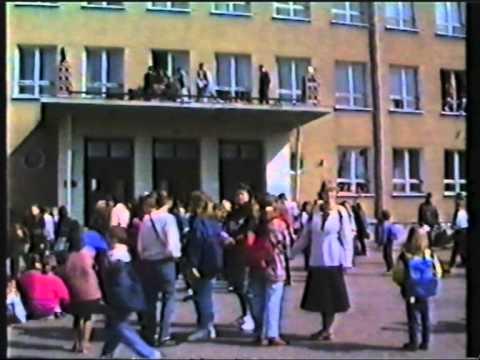 Kuressaare 1. Keskkool aastatel 1989-1994
