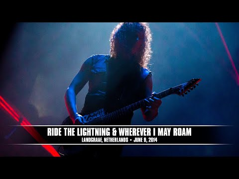 Metallica: Ride The Lightning and Wherever I May Roam MetOnTour  Landgraaf, Netherlands  2014