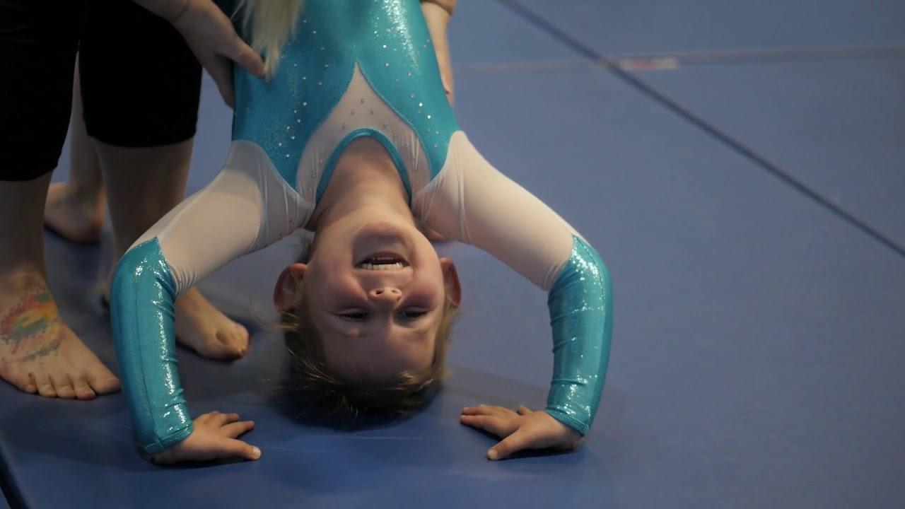 Living For Garrett: Ethans Gymnastics Show
