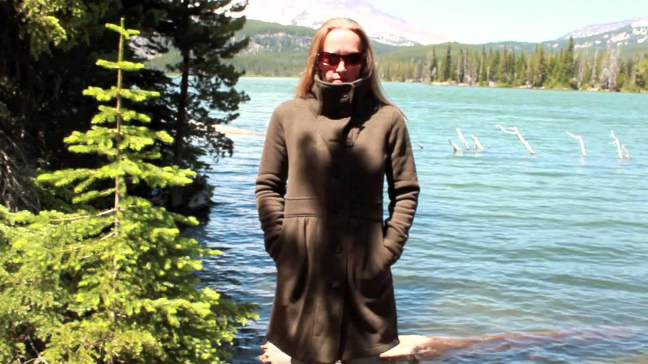Patagonia Women's Better Sweater Coat - YouTube