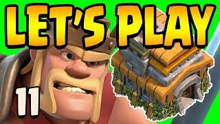 TRIPPIEST EPISODE EVER!  TH7 Let's Play ep11 | Clash of Clans