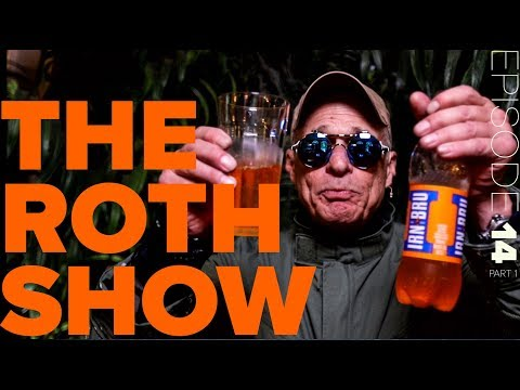The Gunner Page - David Lee Roth Tries Scotland's Irn-Bru for FIRST Time In Hilarious Video