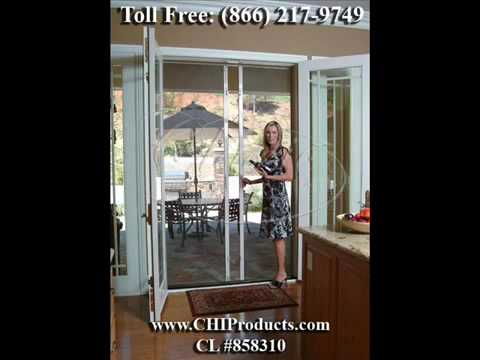 Stowaway Retractable Screens In Swing French Doors Www