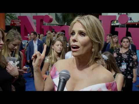 Nine Lives: Cheryl Hines Movie Premiere Interview