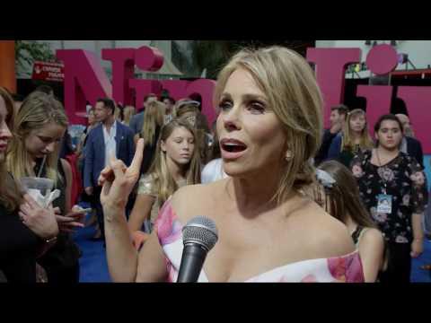 Nine Lives: Cheryl Hines Movie Premiere Interview