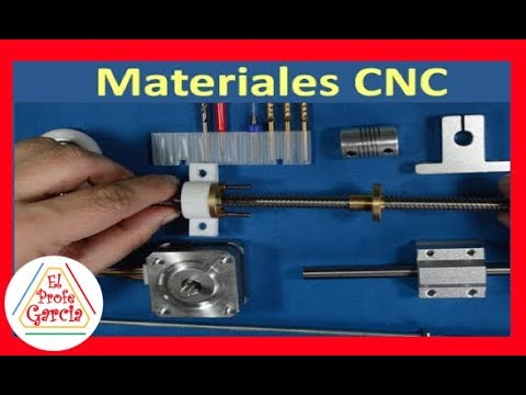 ✅ CNC Home, Materials and Recommendations # 2