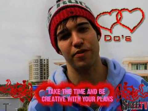 Pete Wentz's Do's and Don'ts for Valentine's Day