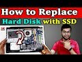 Gambar cover How to Replace SSD in any Laptop  | How to install SSD in Laptop in Hindi | How to Upgrade SSD