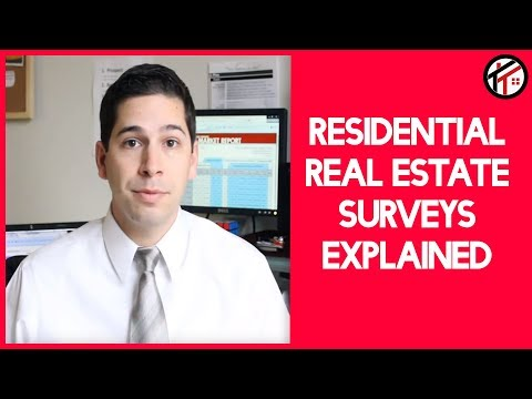 Residential Real Estate Surveys Explained
