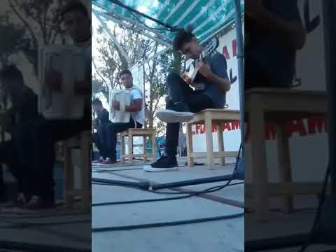 Santhyago Rios Trio en la Bailanta Oficial de Federal II