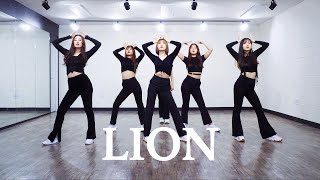 (G)I-DLE (여자)아이들 - 'LION'   커버댄스 DANCE COVER   안무 거울모드 MIRRORED (2:22~)   연습영상 PRACTICE VER.