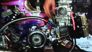 AE Dina Motor Bikin Grand DOHC.