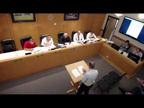 Roosevelt City Council meeting Oct. 17, 2017