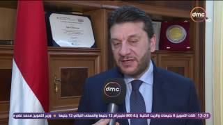 الأخبار - نائب وزير المالية لـ dmc : الإنتهاء من اللأئحة التنفيذية لقانون القيمة المضافة