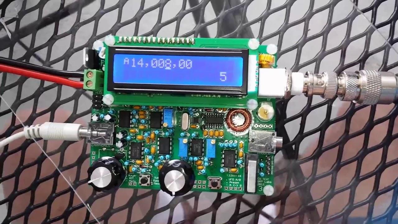 Three fun (and inexpensive) QRP transceiver kits