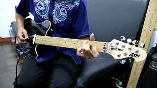 DESPACITO versi gitaris METAL
